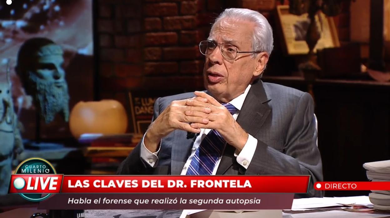 Caso Alcàsser: Luis Frontela, forense del Caso Alcàsser: «Antonio Anglés no  escapó, pero sabía demasiado»