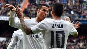 El Madrid recupera tono antes de la Champions