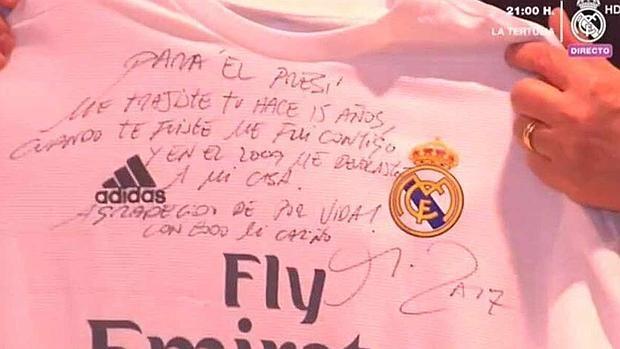 Gracias Álvaro Arbeloa, MegaPost Despedida, Hala Madrid