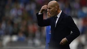 Zidane, peripecias de un cambio de timón