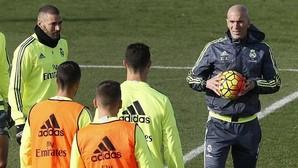 Un Real Madrid con tanto o más carácter que el Atlético