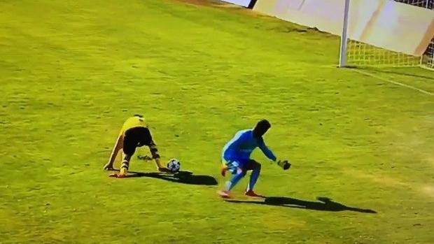 Resultado de imagen para error luca zidane