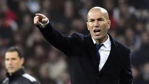 Zidane, un año de hombre récord