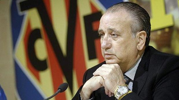 Fernando Roig: «Los árbitros han salido del estadio con bolsas del Real Madrid»