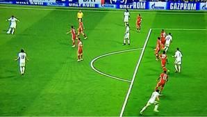 Polémica en los dos últimos goles de Cristiano