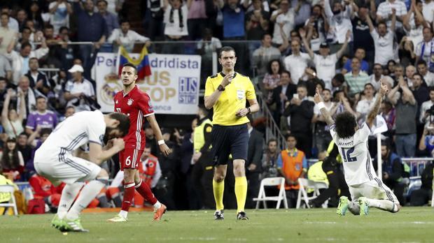 Nacho y Marcelo celebran el agónico pase a semifinales