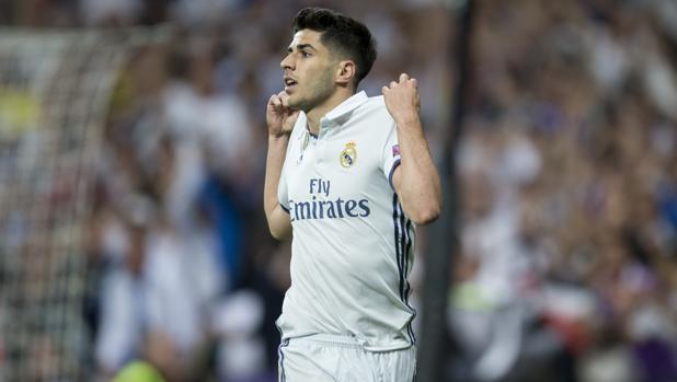 Real Madrid:  Marco Asensio, un líder a los 21 años