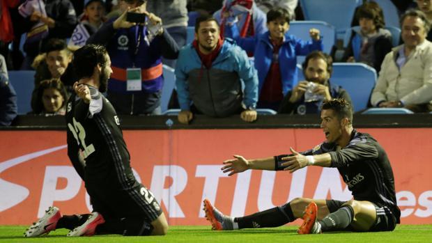 Real Madrid:  Cristiano dispara en tierra hostil