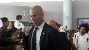 Si es campeón, Zidane acepta ir a Cibeles y nada más
