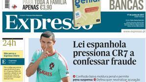 Portugal, indignada por el trato de España a Ronaldo