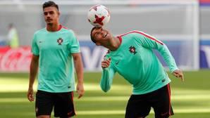 Cumbre con Cristiano Ronaldo
