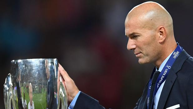 Real Madrid:  Zidane busca su séptimo título en año y medio