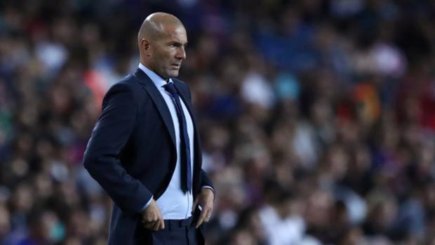 Zidane, cuando los empates no le valen