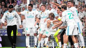 El Real Madrid más feliz
