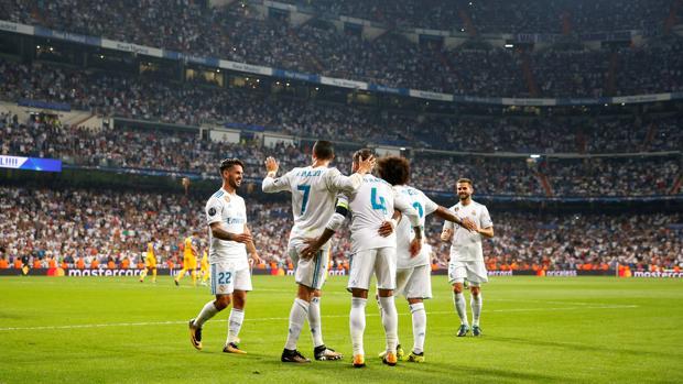 Resultado Real Madrid-APOEL:  Con Cristiano vuelve el gol al Bernabéu