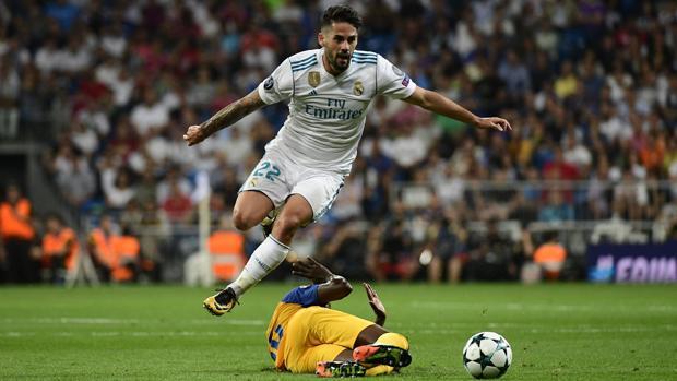 Real Madrid:  El Madrid anuncia la renovación de Isco hasta 2022