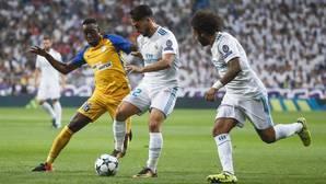 Marcelo: «Roberto Carlos me ayudó y venía a quitarle el puesto»