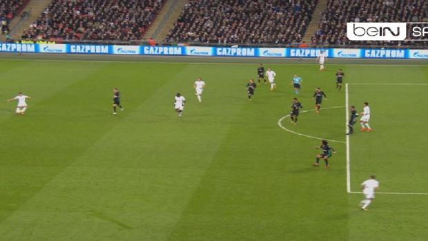 Tottenham real madrid otro gol en fuera de juego contra for Fuera de juego real madrid
