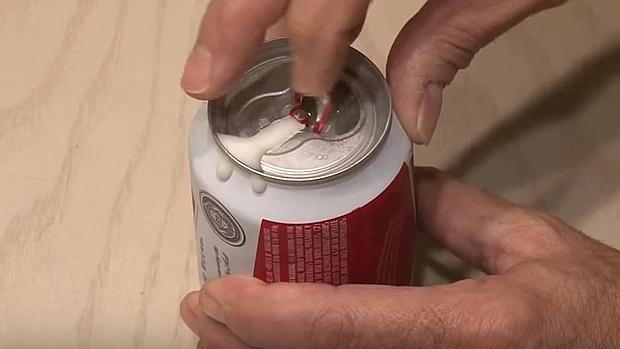 El truco definitivo para mejorar la cobertura de tu Wifi con una lata de cerveza