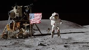 El enigmático mensaje que dejó un astronauta en la Luna en 1972
