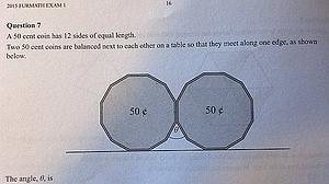 El problema matemático que deja sin aliento a los estudiantes australianos
