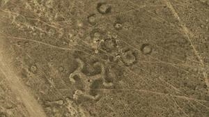 El enigma sin resolver de la esvástica con 8.000 años será investigado por la NASA