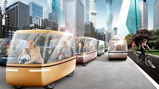 Así serán las ciudades dentro de 30 años