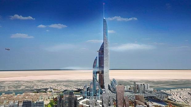 as ser el nuevo edificio ms alto del mundo