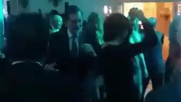 El vídeo que muestra la cara más desconocida de Rajoy