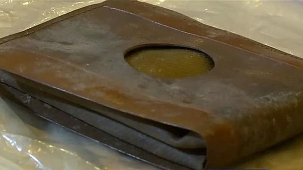 Pierde su cartera en la Segunda Guerra Mundial y la recupera ¡71 años después!