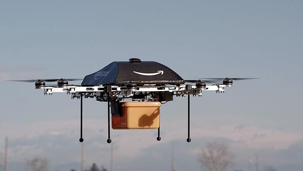 Drones como «caddies» y camareros para un campo de golf japonés