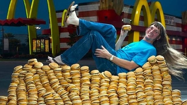 Un hombre en Wisconsin bate un récord al comer 25.000 Big Macs