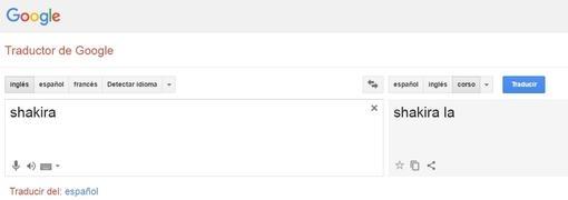 Google traductor trolleo a Shakira -2