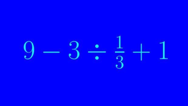 Problema de matemáticas que resuelven los niñor en Primaria y se ha vuelto viral en la Red