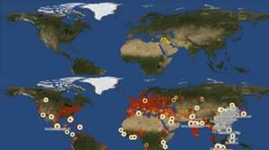 Youtube: así se ha extendido el hombre por todo el planeta en 6.000 años de historia