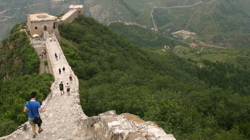 La Gran Muralla china mide más de 21.000 km