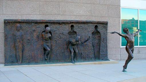 «Freedom», de Zenos Frudakis