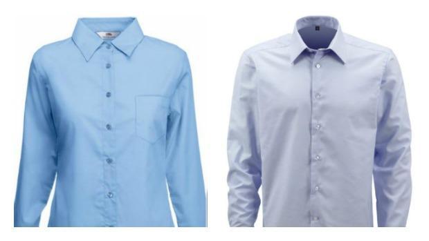 58eda471e ¿Por qué las camisas de mujeres se abrochan al revés que las de los hombres