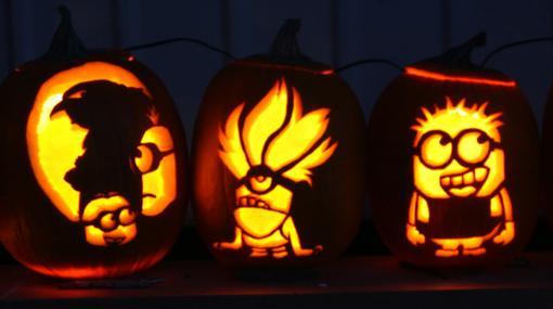 Diez Calabazas Decoradas En Halloween Que Te Sorprenderan - Calabaza-hallowen