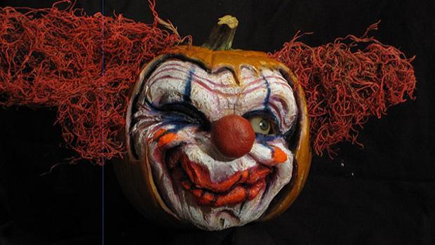 Diez Calabazas Decoradas En Halloween Que Te Sorprenderan - Decoracion-con-calabazas