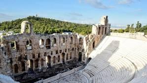 Cuatro lugares que ver en Atenas