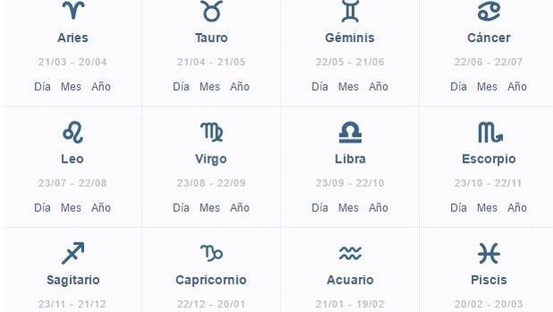 Hor scopo qu te deparar 2017 seg n tu signo del zod aco - Orden de los signos zodiacales ...