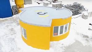 YouTube: Así se construye una casa en 24 horas por menos de 10.000 euros
