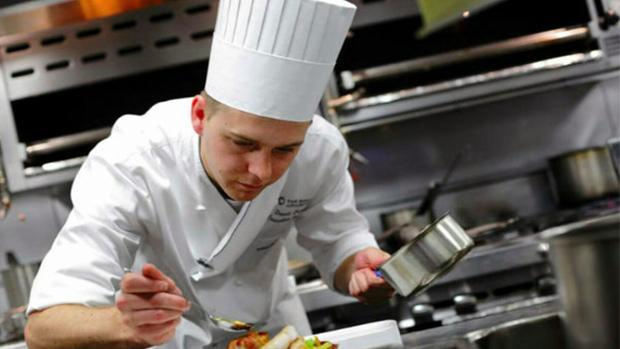 En el siglo XIX era frecuente que la altura del sombrero destacase la importancia y destreza del chef