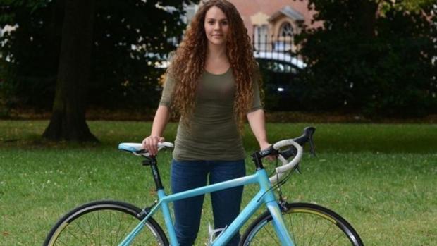 La mujer que «robó» su bicicleta al ladrón que se la había sustraído a ella