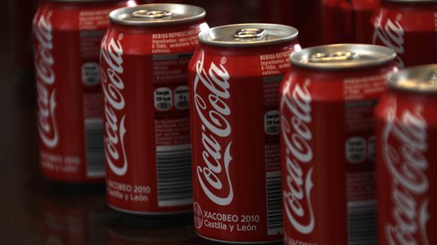 Refrrescos de Coca Cola