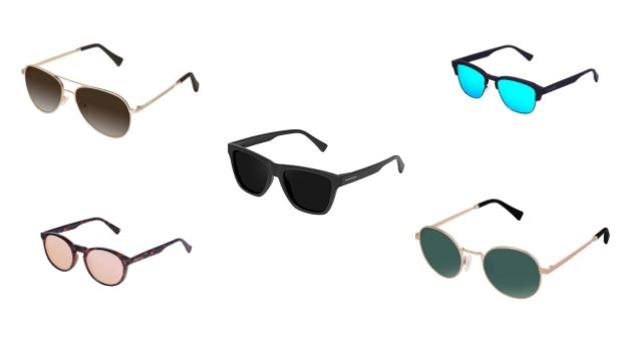 41b955168e Cinco estilos de gafas de sol que siempre quedan bien