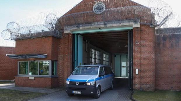 Imagen de la cárcel de Neumünster, Alemania