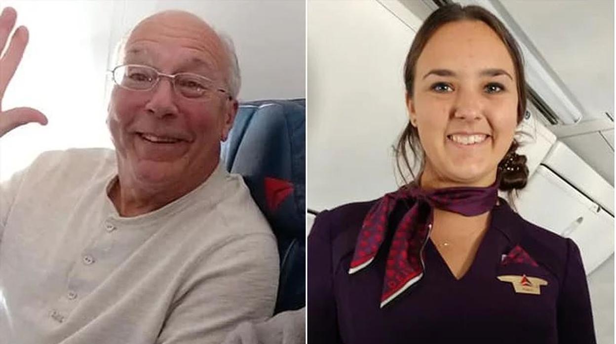 Un padre compra seis billetes de avión diferentes para poder estar en Navidad con su hija azafata