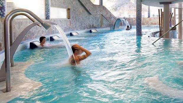 El spa es una buena manera de desconectar del mundo y relajarse
